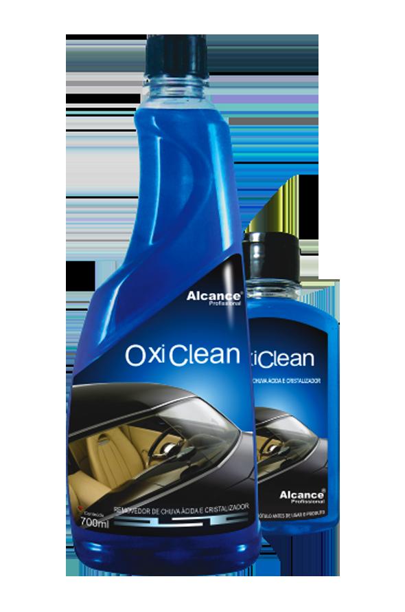 OxiClean Removedor de Chuva Ácida - Alcance