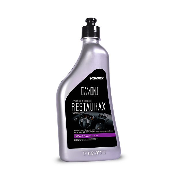Restaurax - Restaurador de plásticos (500ml) - Vonixx