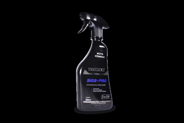 SiO2 Pro - Manutenção para vitrificadores (500ml) - Vonixx