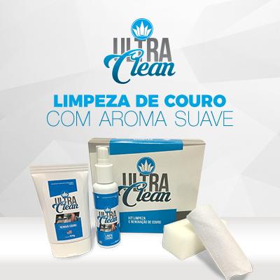 Ultra Clean - Limpa e Hidrata Couro