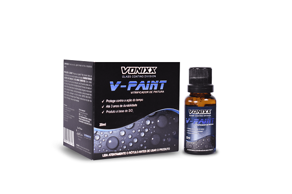 V-Paint - Vitrificador de pintura (20ml) - Vonixx