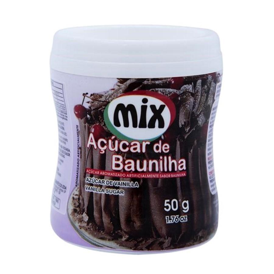 Açúcar de Baunilha 50g - Mix