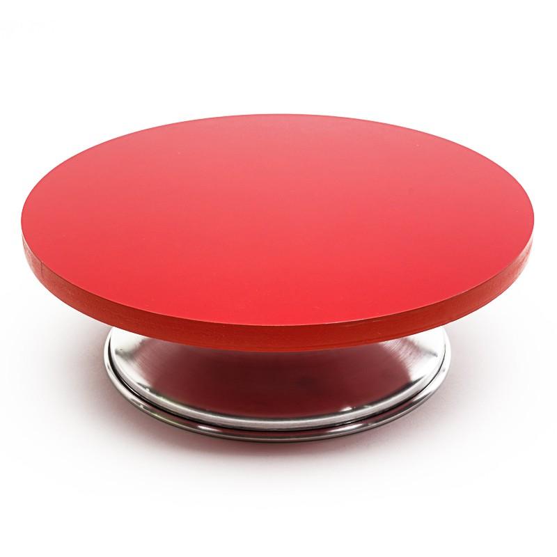 Bailarina Giratória Profissional Vermelha 30cm - Caparroz