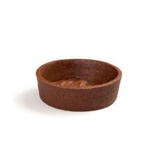 Base p/ Torta Circular Chocolate c/ 6UN - 192gr - ArtTart