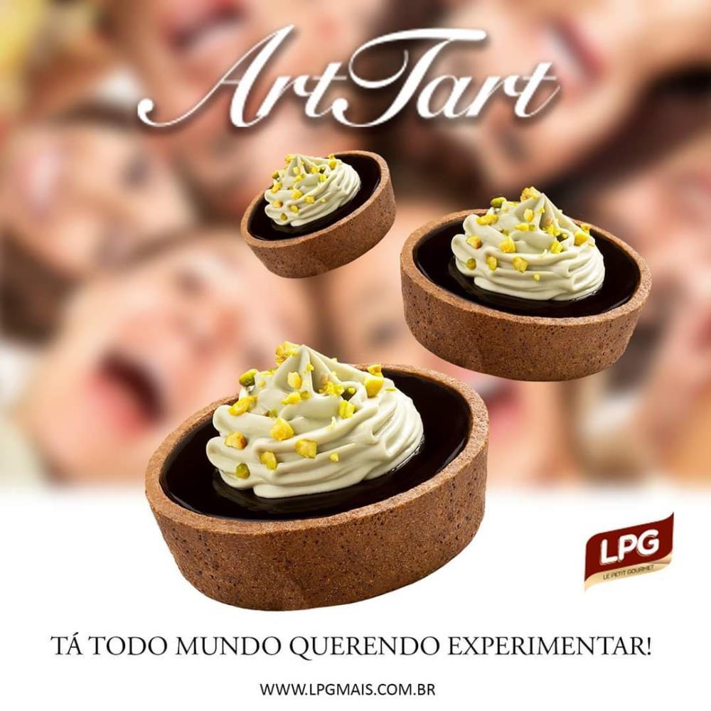 Base p/ Torta Circular Doce c/ 6UN - 192gr - ArtTart