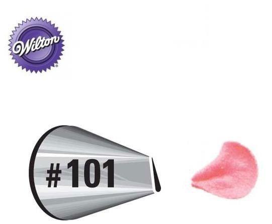 Bico de Confeitar 101 Petala - Wilton