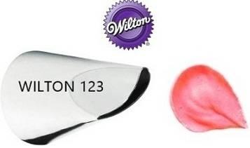 Bico de Confeitar 123 Petala Grande - Wilton