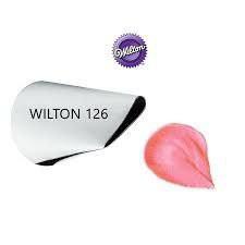Bico de Confeitar 126 Petala Grande - Wilton