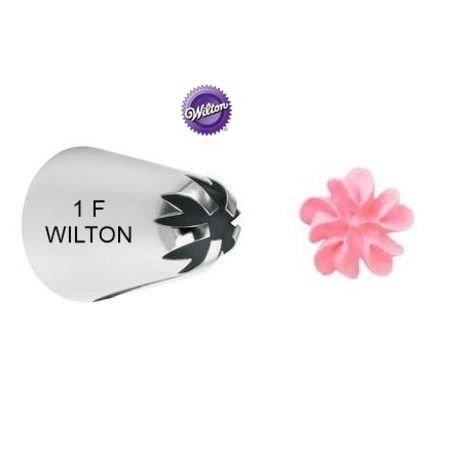 Bico de Confeitar 1F Flor Grande  - Wilton