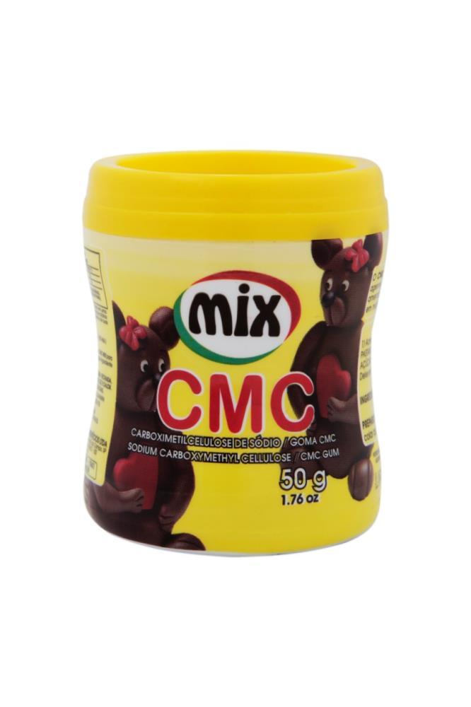 CMC Carboximetilcelulose de Sódio 50g - Mix