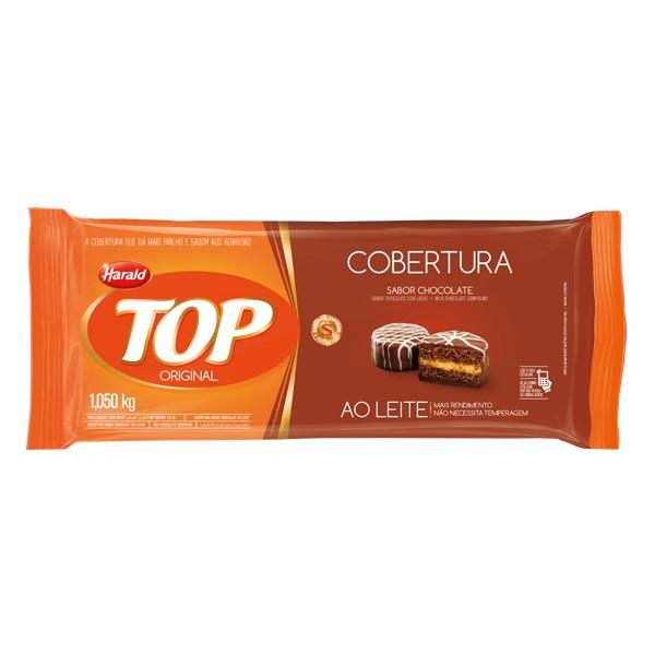 Cobertura Top Barra Chocolate Ao Leite 1,05kg - Harald