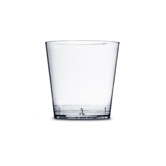 Copo PIC 25ml 10un Cristal - Plastilânia