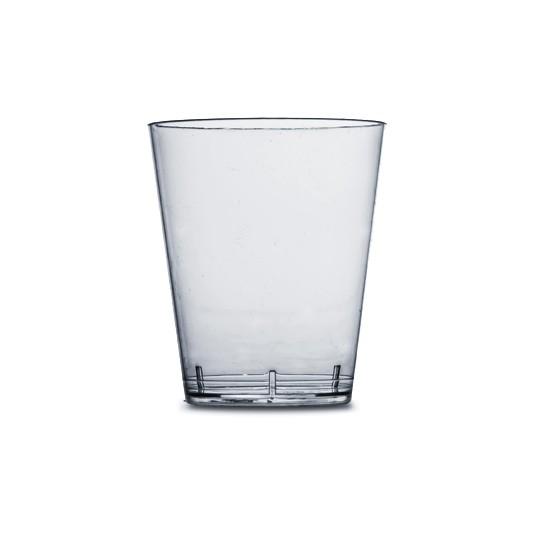 Copo PIC 40ml 10un Cristal - Plastilânia