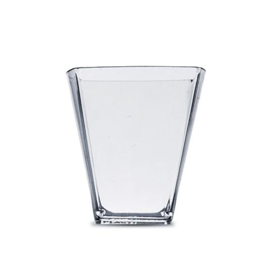Copo PIC 50ml 10un Cristal - Plastilânia