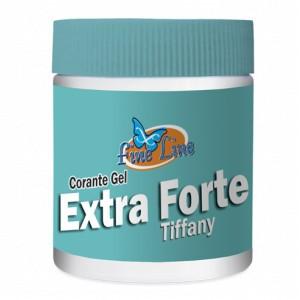 Corante em Gel Extra Forte Tiffany 50g- Fineline