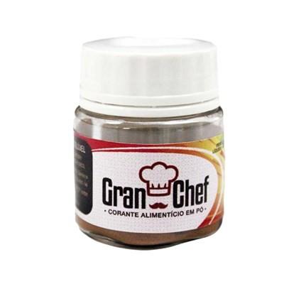 Corante em Pó Hidrossoluvel Verde Folha 5g - Gran Chef