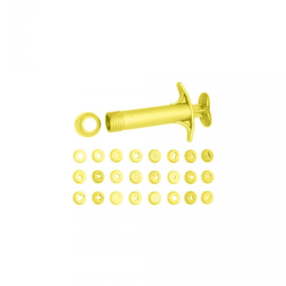 Ejetor Plástico Artesanato 24 Discos - BlueStar