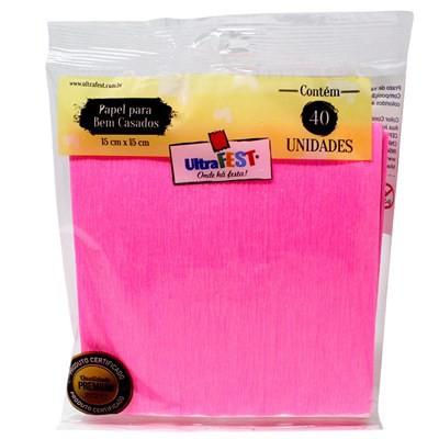 Embalagem Bem Casado Pink - Ultrafest