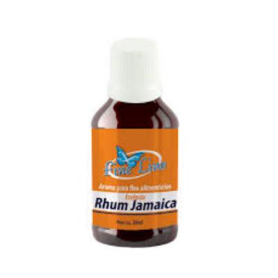 Essência de Rhum da Jamaica 30ml - Fineline