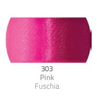 Fita de Cetim Duplo CF002 10mm 303 Pink - Progresso