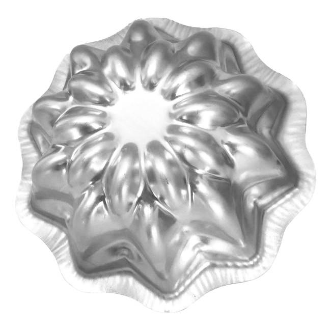 Forma Bolo Cascata 22x9cm - Caparroz