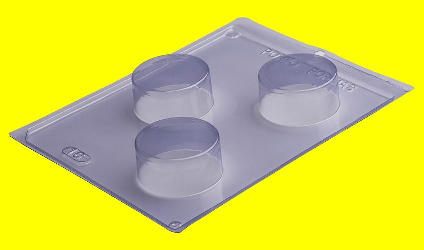 Forma de Acetato c/ Silicone Pão de Mel Médio Especial - Porto Formas