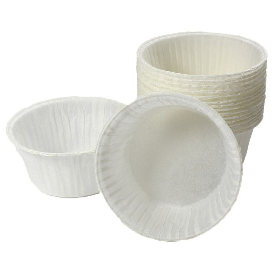 Forma de Muffin 5x3,2cm 25un - EcoPack