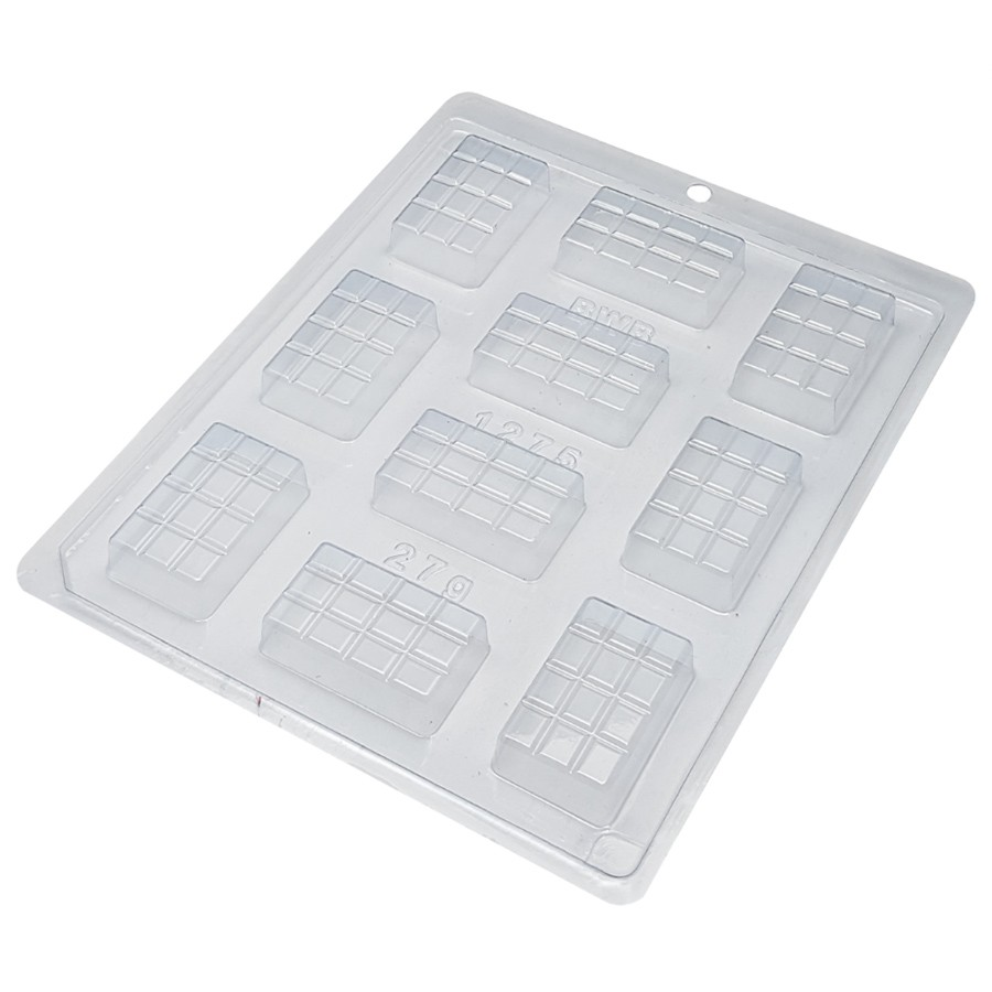 Forma Simples Tablete 12 Gomos REF:1275 - BWB