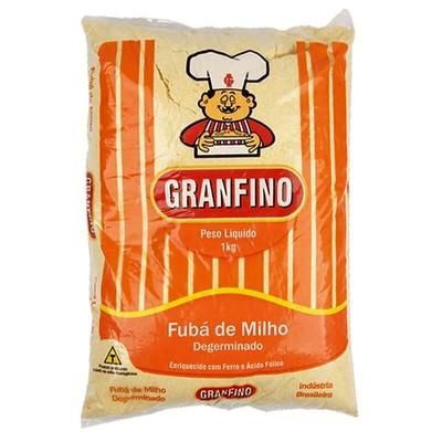 Fubá de Milho 1kg - Granfino