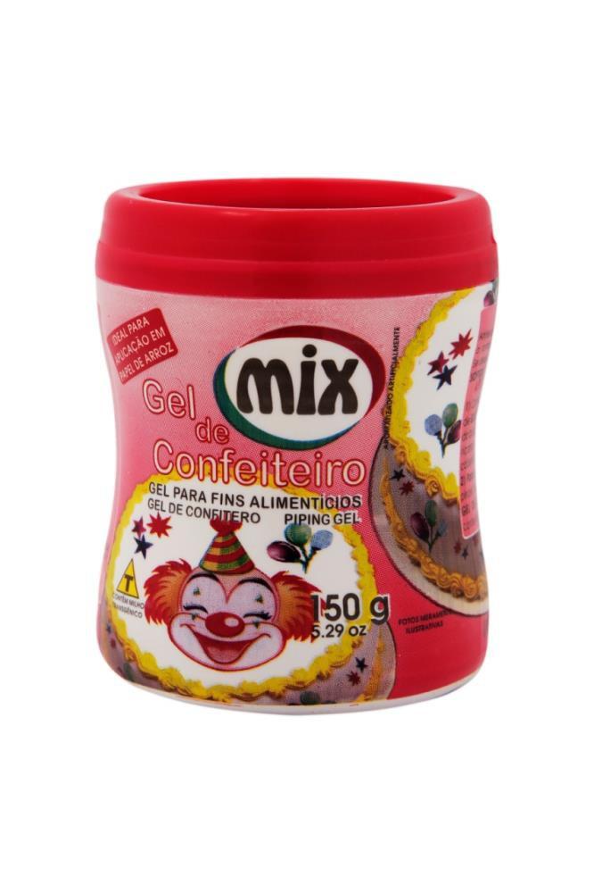 Gel de Confeiteiro 150g - Mix