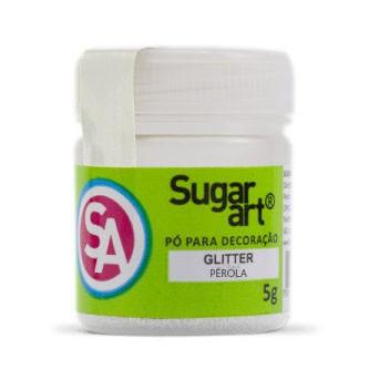 Glitter p/ Decoração Perola 5g - Sugar Art
