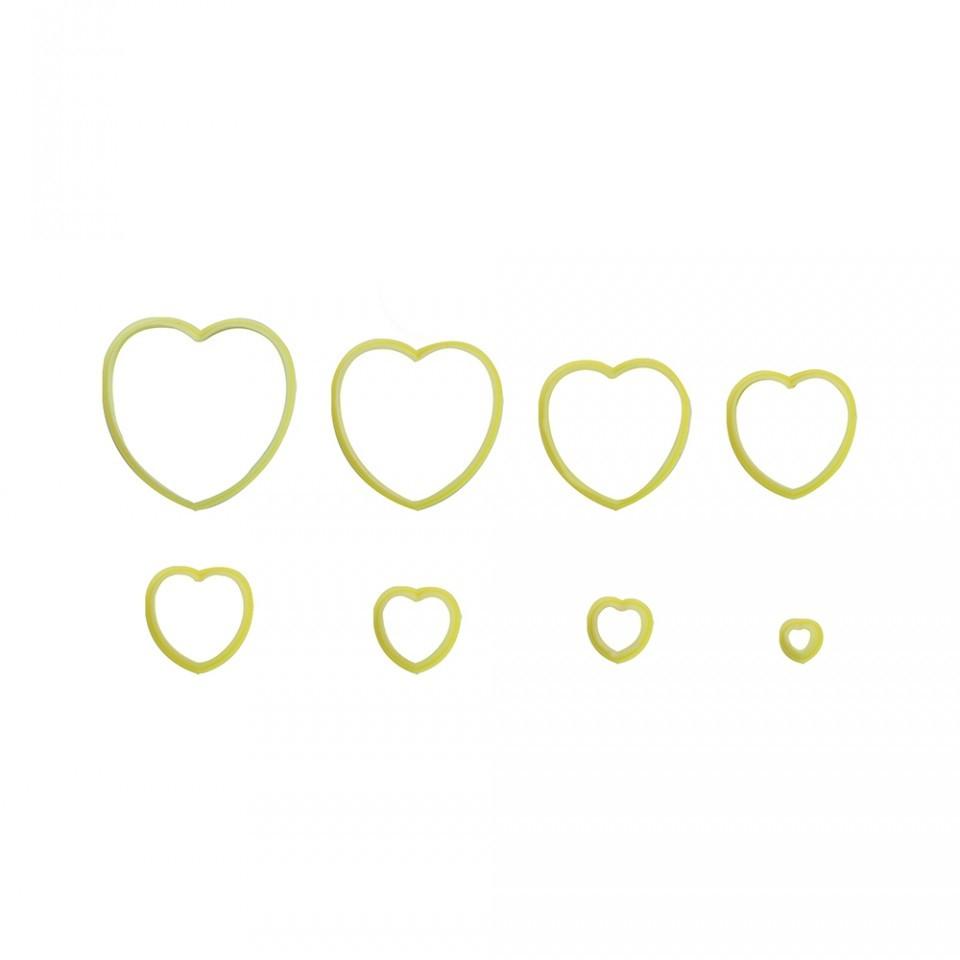 Kit Cortador de Coração - BlueStar