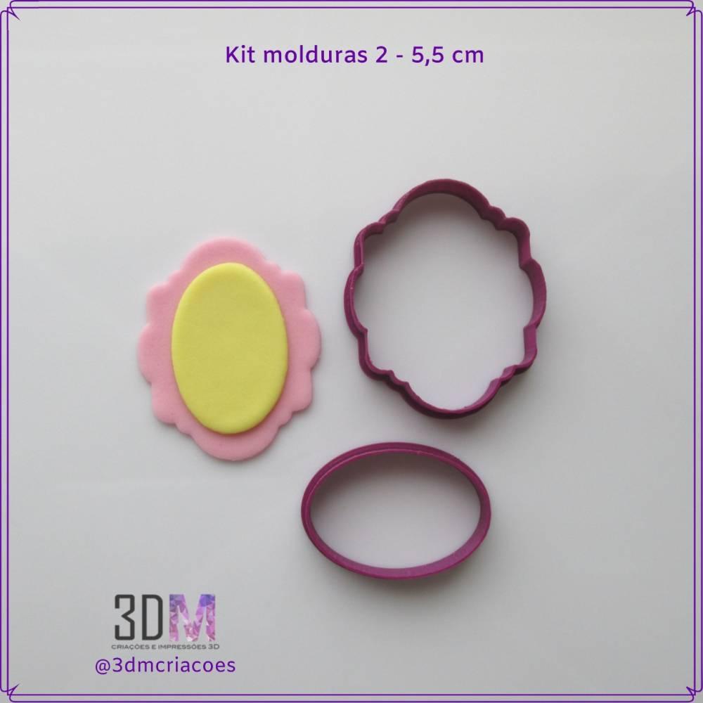 Kit Cortador Moldura Nº2 - 3DM