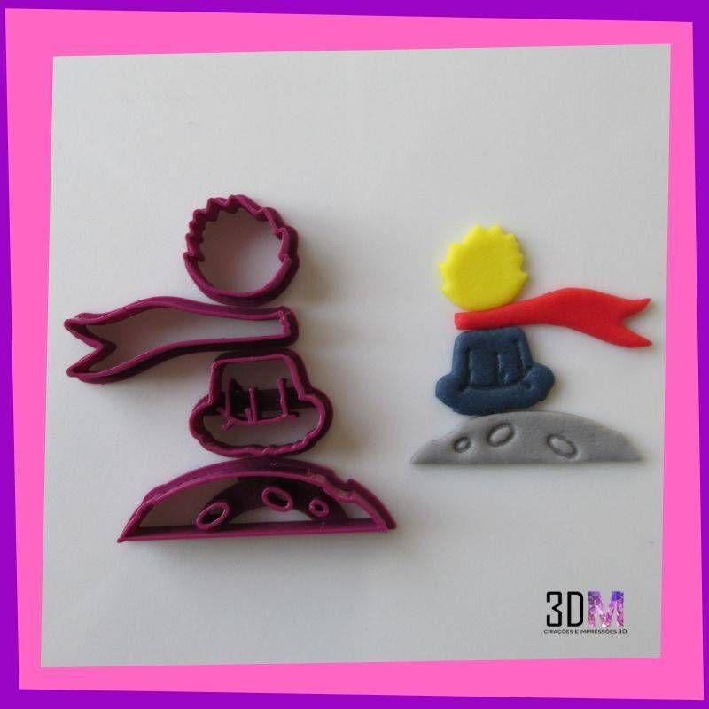 Kit Cortador Pequeno Príncipe - 3DM