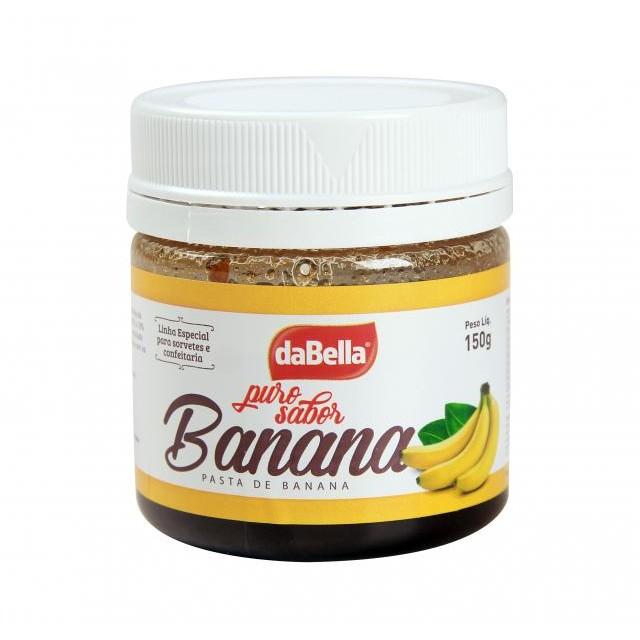 Pasta Saborizante Banana 150g Puro Sabor - DaBella