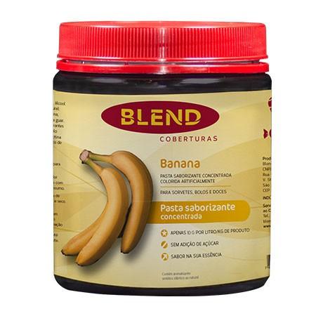 Pasta Saborizante Banana 90g - Blend