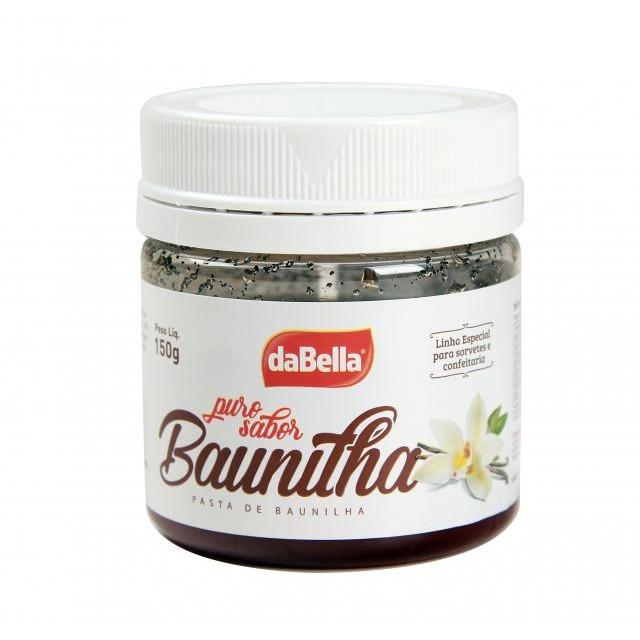 Pasta Saborizante Baunilha 150g Puro Sabor - DaBella