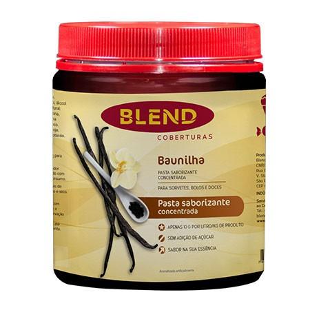 Pasta Saborizante Baunilha 90g - Blend