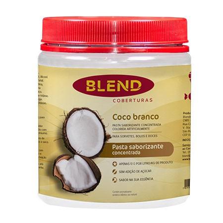 Pasta Saborizante Coco 90g - Blend
