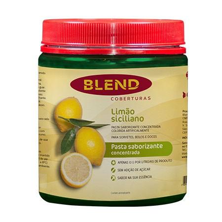 Pasta Saborizante Limão Siciliano 90g - Blend