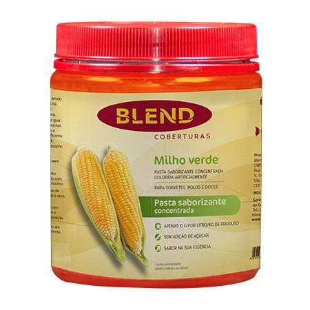 Pasta Saborizante Milho Verde 90g - Blend
