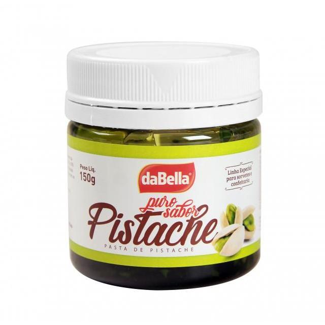 Pasta Saborizante Pistache 150g Puro Sabor - DaBella
