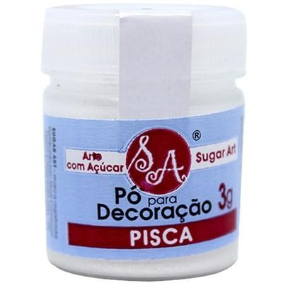 Pó p/ Decoração Pisca 3g - Sugar Art