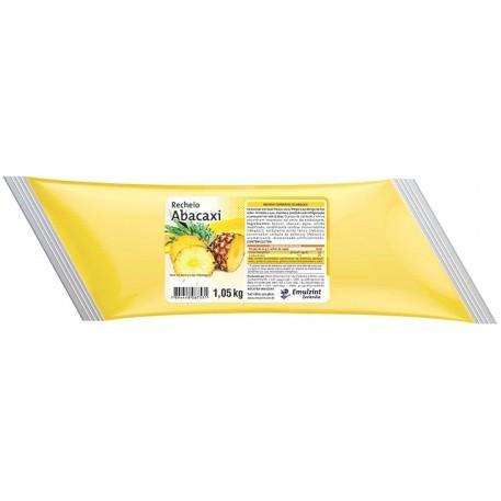 Recheio Forneável Abacaxi 1kg - Emulzint