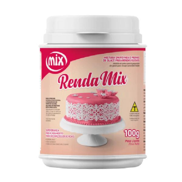 Renda 100g - Mix