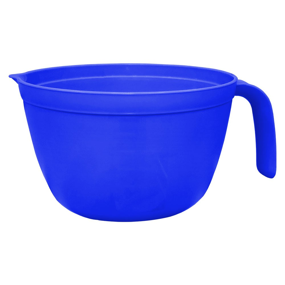 Tigela Multiuso s/ Tampa 1,5L Azul Escuro Translucido - Solrac