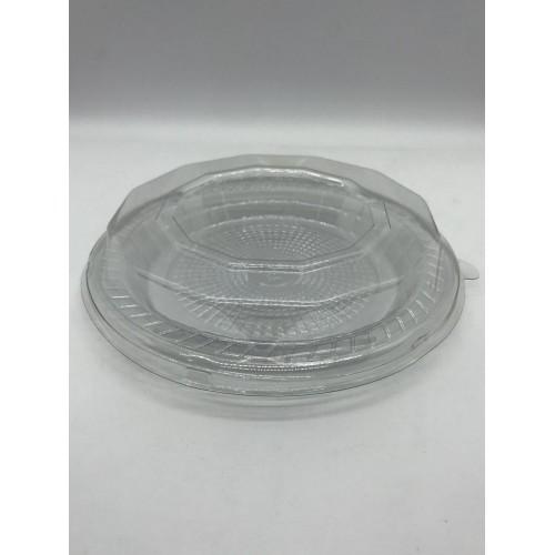 Travel Cake Transparente 10un - Flip Festas