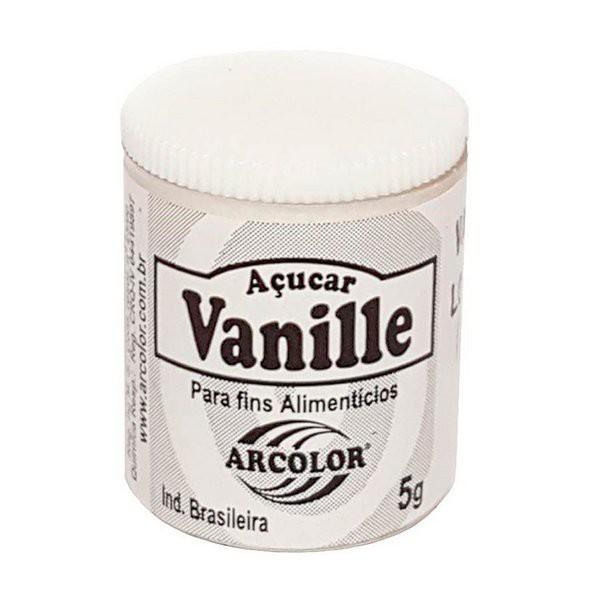 Vanilina 3,5gr - Arcolor