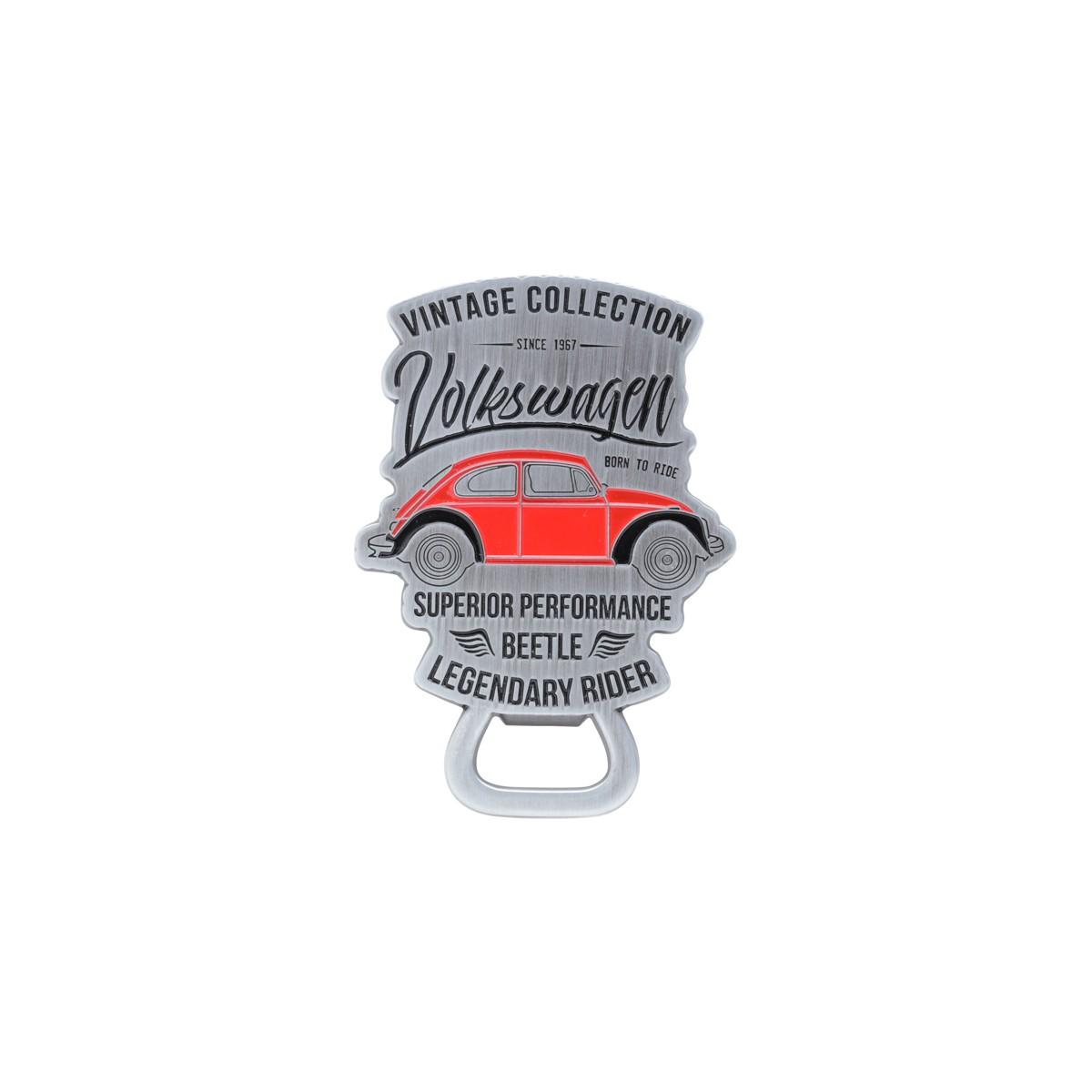 Abridor de Garrafa Metal-  VW Fusca