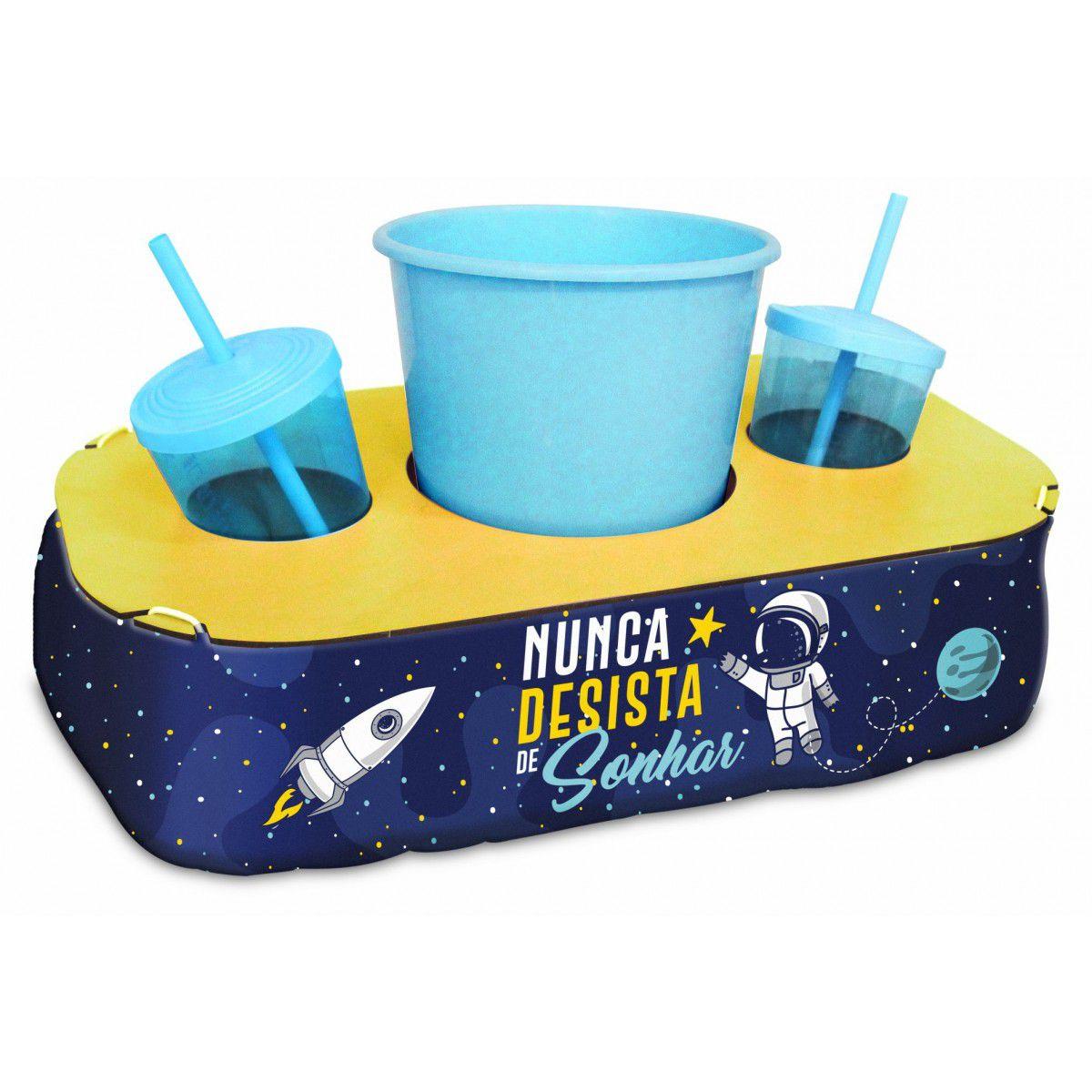 Almofada Kit Pipoca Astronauta